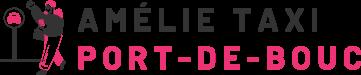 logo Amelie Taxi Port de Bouc